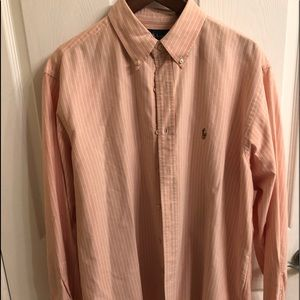 Ralph Lauren shirt Long sleeve sz 17.5 stripes